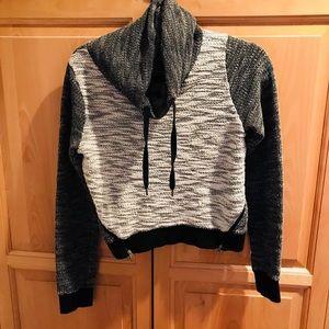 Mossimo cowl neck sweatshirt